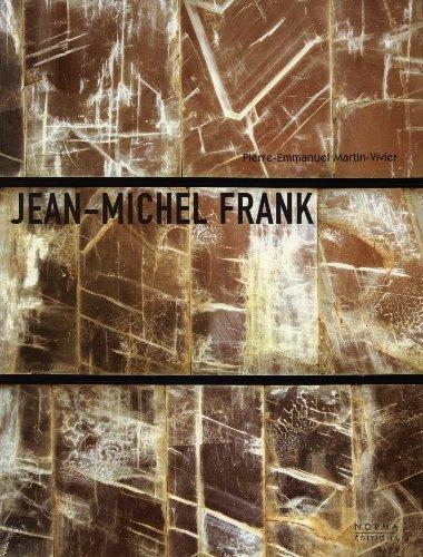 Jean-Michel Frank : L'trange luxe du rien