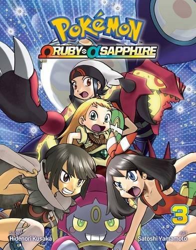 Omega Ruby Alpha Sapphire. Volume 3