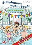 Jana im Schwimmbad: Mit Rätselspaß: Finde die Baderegeln! (Schwimmen macht Spaß!)