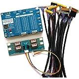 écran LED pour ordinateur portable TV LCD Testeur Test Panneau Outil Support 17,8–213,4cm ...