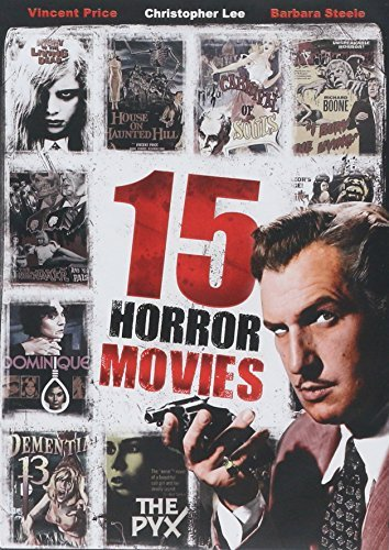 Horror: Do Not Watch Alone - 15 Films by Vincent Price