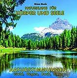 Naturklänge Wald Regen Bach Meeresrauschen - Naturgeräusche für Entspannung Wellness und Meditation