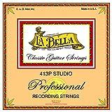 La Bella 653777.0 - Cuerdas para guitarras clásicas
