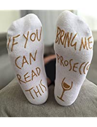 """Funny Ankle Socks, BuycheapDG """"If You Can Read This"""" Cotton Novelty Socks Perfect Gag Gift or Funny Birthday Present Idea Wonderful Gift for the Friend"""