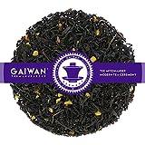 Núm. 1342: Té negro 'Almendras' - hojas sueltas - 500 g - GAIWAN® GERMANY - té negro de la India y China, almendra
