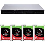 Synology Rackstation RS816 4Bay 16TB Bundle mit 4x 4TB ST4000VN008 IronWolf Seagate