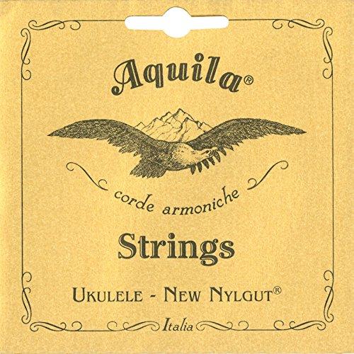 Aquila 16U Aquila Tenor-Ukulele-G-Saite 16U, New Nylgut, 4th low G umsponnen
