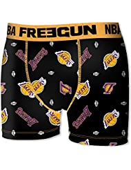 Boxer LOS ANGELES LAKERS - Collection officielle NBA - Taille enfant