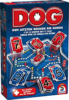 Schmidt Spiele 49201 Dog, Den letzten beissen die Hunde, Familienspiel, bunt (B001CFFD72) | Amazon price tracker / tracking, Amazon price history charts, Amazon price watches, Amazon price drop alerts