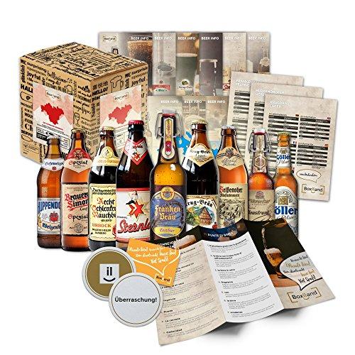 Spécialités de bière de Franconi...