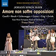 Mayr: Amor non soffre opposizione