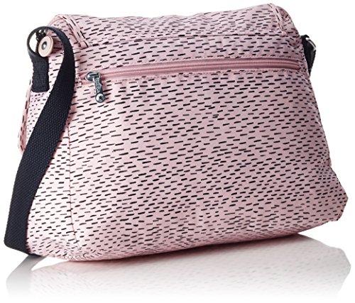 00c2a4e97f2b9 Kipling Damen MATHA Umhängetasche Pink (Soft Pink STR) Neue Und Mode  Steckdose Exklusive Billig