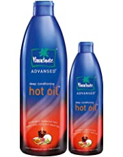 Parachute Advansed Ayurvedic Hot Oil, 300ml (Free 90ml)