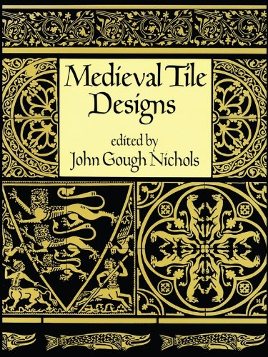 Medieval Tile Designs (Dover Pictorial Archive)