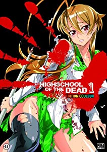 Highschool of the Dead Edition Couleur Tome 1