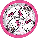 Hello Kitty 8Pappteller