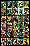 empireposter DC Comics - Forever Evil Compilation - Größe (cm), ca. 61x91,5 - Poster, NEU -