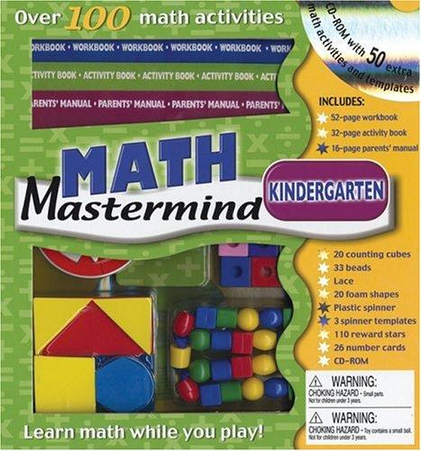 Math Mastermind: Kindergarten