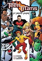 Teen Titans by Geoff Johns Omnibus