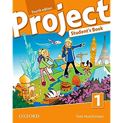 Project 1 : Student's Book
