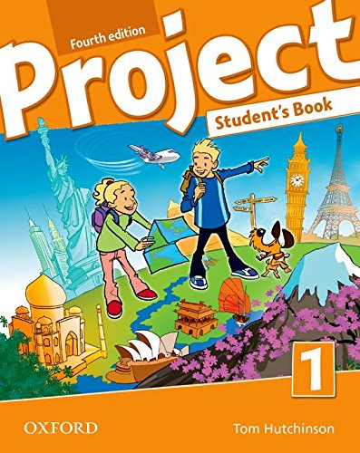 Project 1. Student's Book 4th Edition (Project Fourth Edition) por Tom Hutchinson