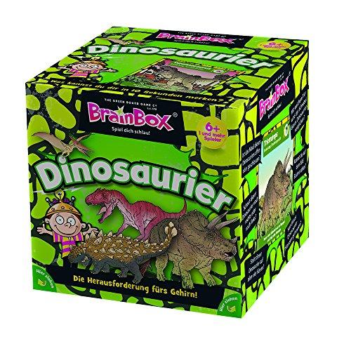 Unbekannt Brain  Box 94938 - Lernspiel - Dinosaurier, Spiel Dich schlau - ab 1 Spieler, Dauer Circa 10 Minuten