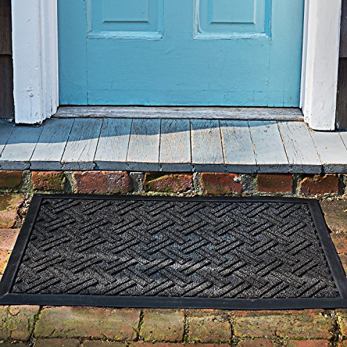 Zerbino per porta duingresso da pulisci scarpe resistente - Zerbino per esterno ...
