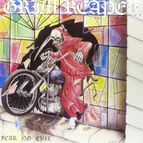 Grim Reaper: Fear No Evil [Vinyl LP] (Vinyl)