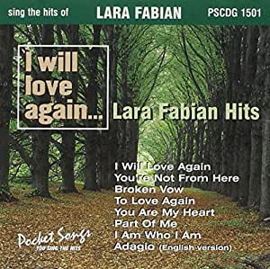 I Will Love Aga [Import allemand]