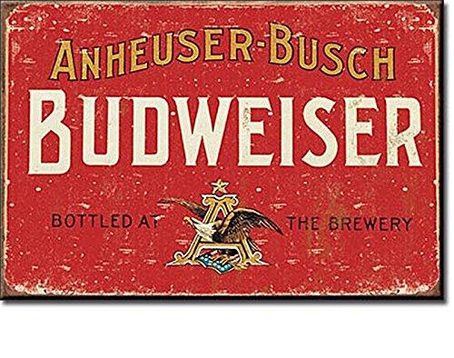 budweiser-weathered-red-steel-frigorifero-de