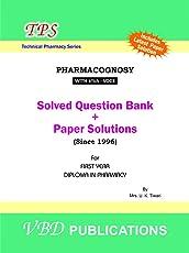 Pharmacognosy (D. Pharm I Year)