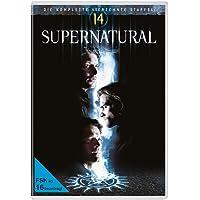 Supernatural - Die komplette vierzente Staffel [5 DVDs]
