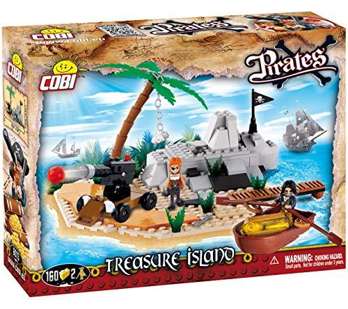 Dal Negro- Pirates Treasureisland, Multicolore, 6013
