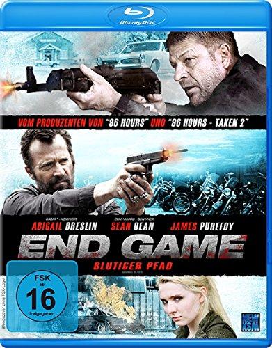 End Game - Blutiger Pfad [Blu-ray]