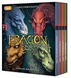 ERAGON – Die Saga des Drachenreiters: Die Box: Die vollständige Hörbuch-Edition Band 1 bis 4
