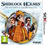 Cheapest Sherlock Homes: and The Mystery Of The Frozen City on Nintendo 3DS