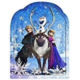 Disney Licensed Products Frozen Shaped Wood Puzzles by Club Penguin