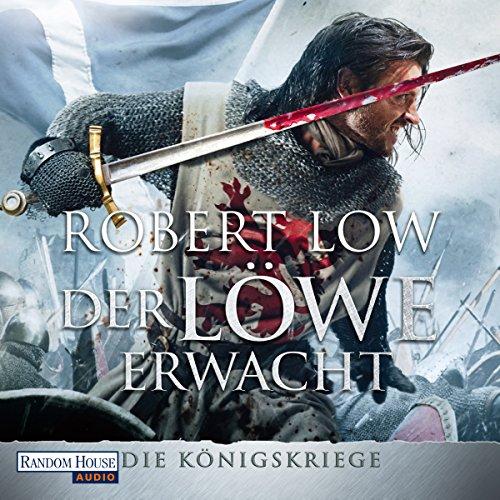 Buchseite und Rezensionen zu 'Der Löwe erwacht (Die Königskriege 1)' von Robert Low