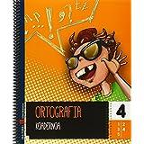 Ortografia koadernoa 4