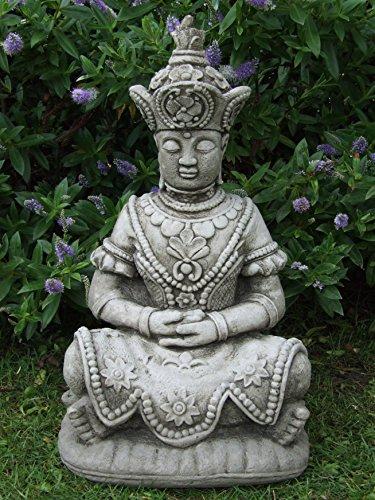 Jardin Bouddha Pierre