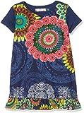Desigual Mädchen T-Shirts TS_BARRIE, Blau (Navy 5000), 164 (Herstellergröße:13/14)