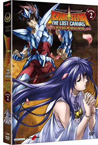I Cavalieri Dello Zodiaco Lost Canvas St.2.1 (Box 3 Dvd)