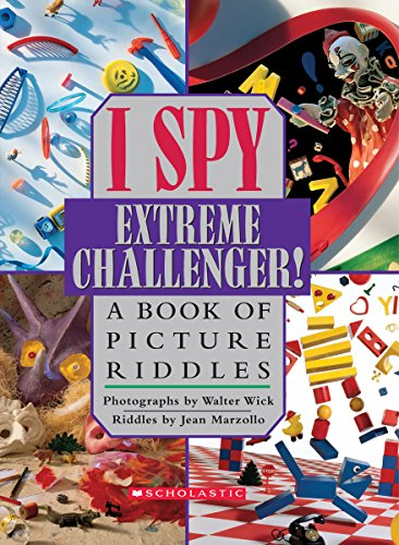 Extreme Challenger (I Spy)