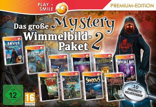 Das große Mystery Wimmelbild Paket 2 (Premium Edition)