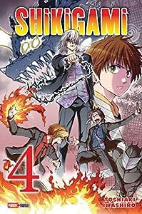 """Afficher """"Shikigami n° 4<br /> Shikigami 4"""""""