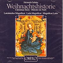 Weihnachtshistorie/Magnificat Anima Mea Dominum [Import allemand]