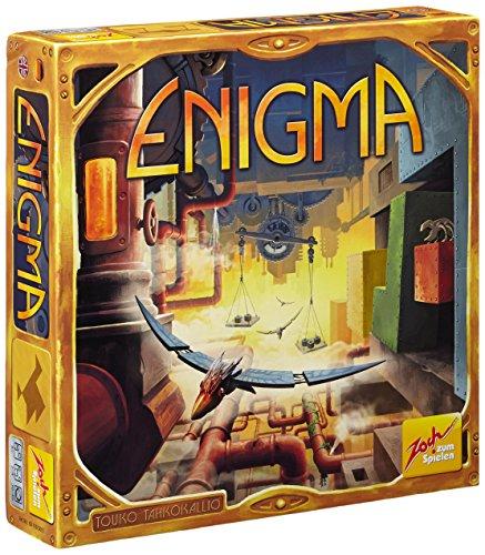 Zoch 601105051 Enigma, Familienspiel