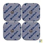 StimPads? 50X50mm, Pack of 4 High Per...