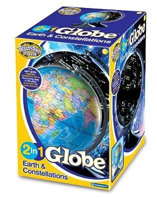 Eureka! - 2 En el Globo, la Tierra y la Constelación de la Luz con sensor (importado de Inglaterra) de Brainstorm