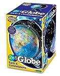 Brainstorm Toys 2 in 1 Globe Earth an...